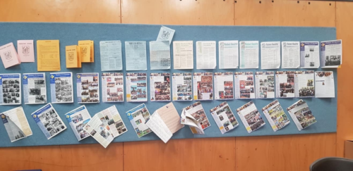 30 years of newsletters