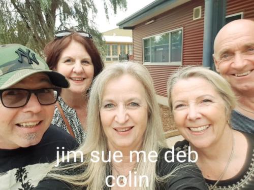 Jim Sue Deb
