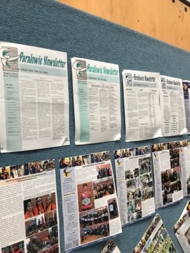 more newsletters